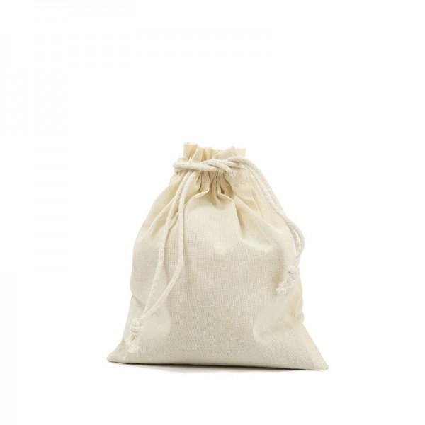 Reusable produce organic cotton bag