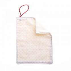 Essuie-tout lavable en coton bio