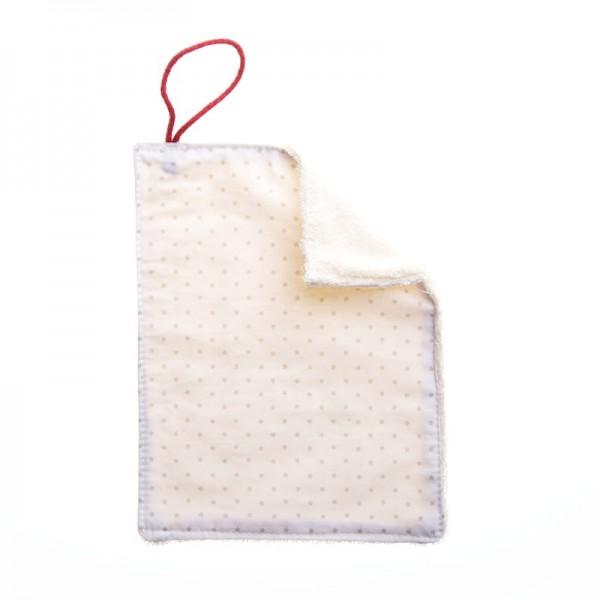 Papel de cocina reutilizable de algodón orgánico