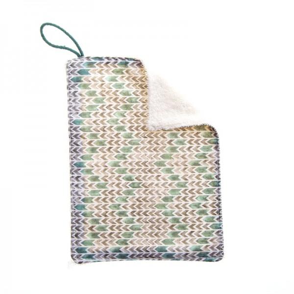Reusable Organic Cotton Terry Kitchen Paper Towel