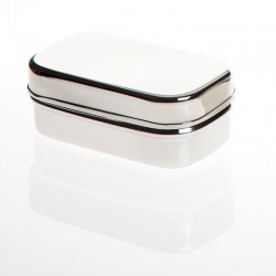 Stainless Steel Soap Travel Box