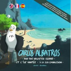 Carlos Albatros et l'île hantée