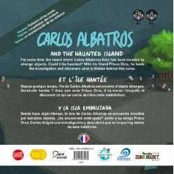 Carlos Albatros y la isla embrujada