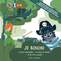 Jo Bonobo ya no tiene cabaña