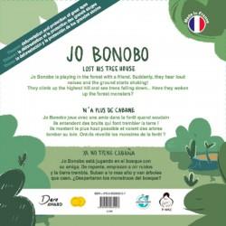 Jo Bonobo lost his tree house