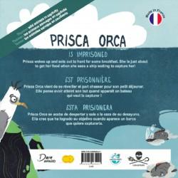 Prisca Orca est prisonnière