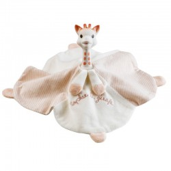 So'Pure Sophie the giraffe Caoutchou'doux Comforter