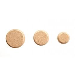 Cork lid for weck jars