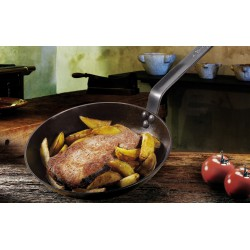 Mineral B Iron frying pan. De Buyer