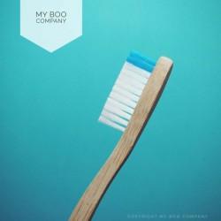"""Cepillo de dientes de bambú """"Boo"""", Medium"""