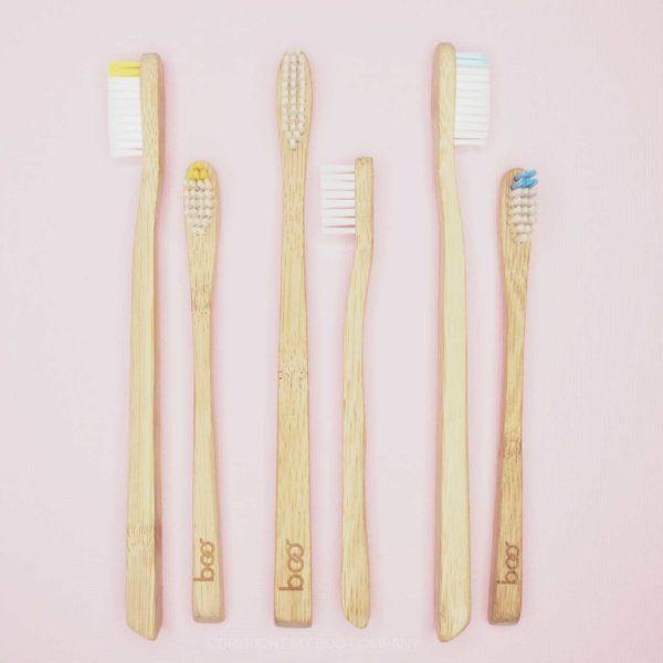Children's Boo Bamboo Soft Toothbrush