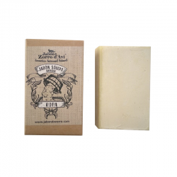 Natural laundry bar soap