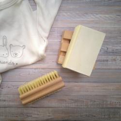 Natural laundry bar soap