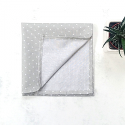 Organic cotton handkerchief