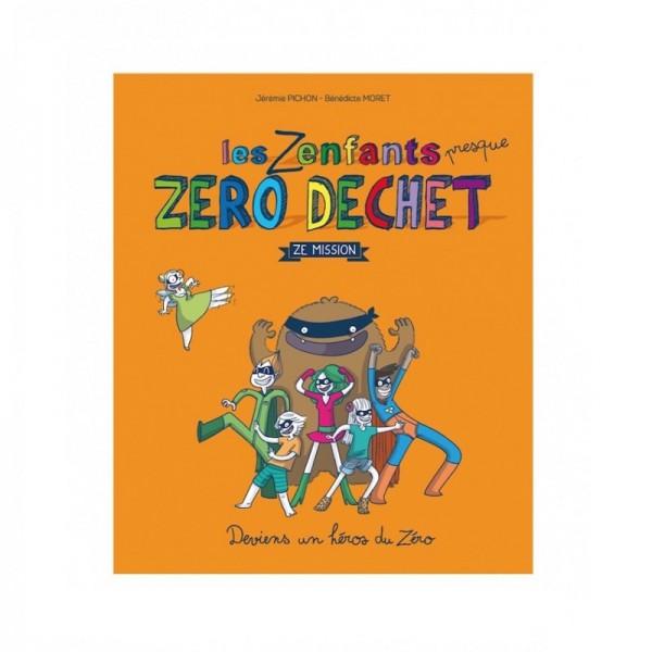 Libro les Zenfants Zéro Déchet