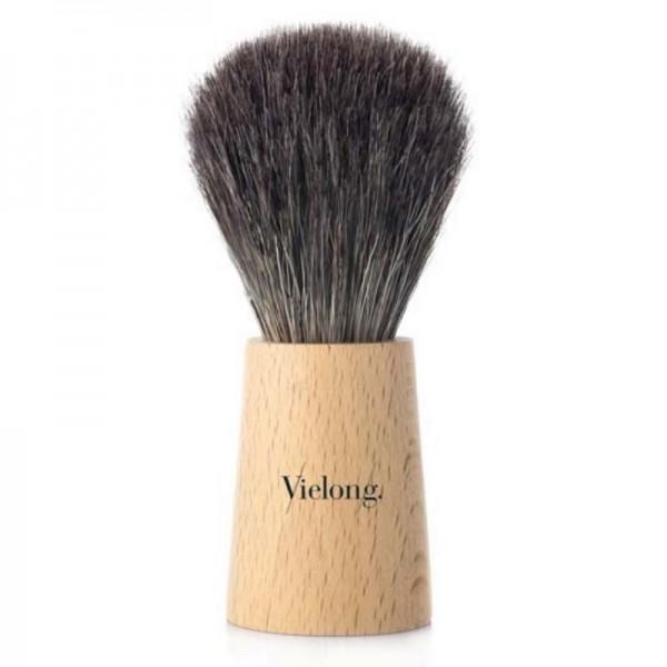 Brocha de afeitar Nördik de haya y pelo de caballo Ø24mm