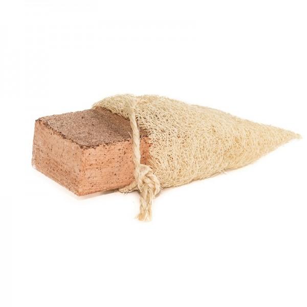 Soap Saver Loofah Pouch Sponge