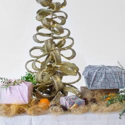 Emballage cadeau réutilisable en tissu Furoshiki Grand fromat