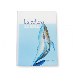 "Cuento infantil ""La ballena Llena"""