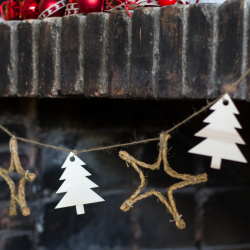Guirlande de Noël 100% naturelle