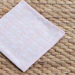 Mouchoir en tissu coton bio pour enfants