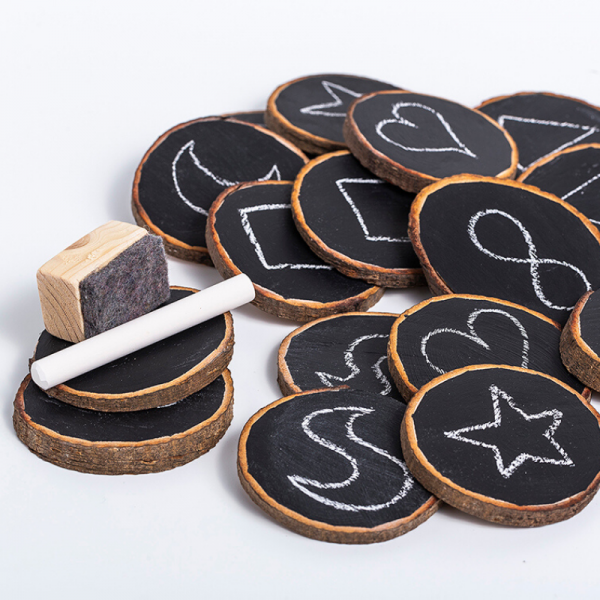 Creative memory game made from local wood
