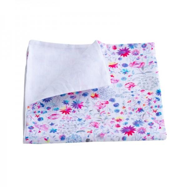 Serviette en tissu coton bio -double couche-