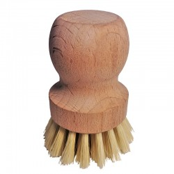 Natural Pot Scrubbing Brush
