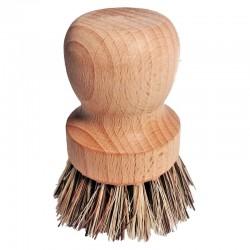 Cepillo natural para fregar cazuelas