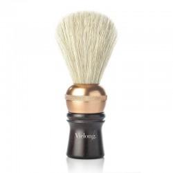 Brocha Afeitar Barbera Profesional Pelo Caballo Blanco Ø21mm.