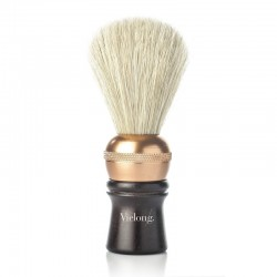 Professional Baber Shaving Brush White Horse Hair. Ø21mm.