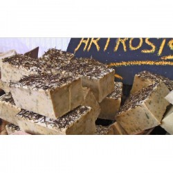 Rosemary soap and shampoo natural bar
