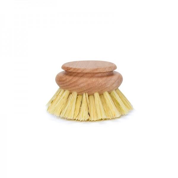 Tête de rechange pour brosse à vaisselle en bois