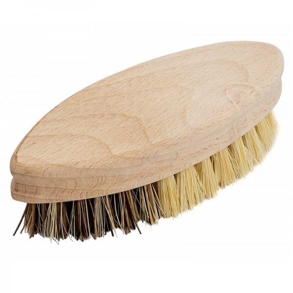 Cepillo para verduras de fibra vegetal