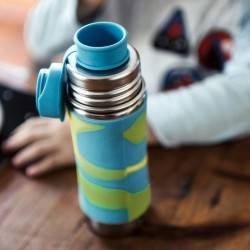 """""""Pura Sport"""" 325ml. Stainless Steel Bottle"""
