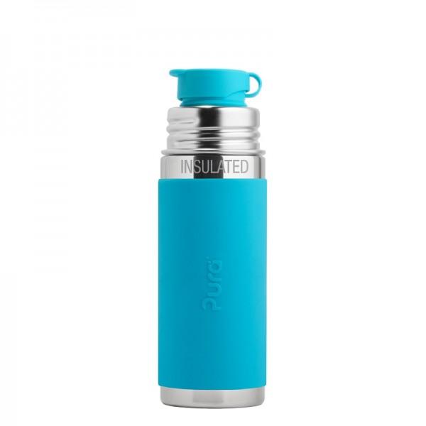 """Pura Sport"" 260ml. Vacuum Insulated Stainless Steel Bottle"