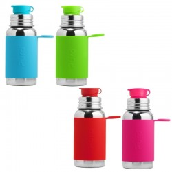 """Pura Sport"" 550ml. Stainless Steel Bottle"