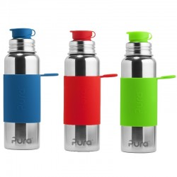 """Pura Sport"" 850ml. Stainless Steel Bottle"