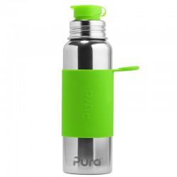 """""""Pura Sport"""" 850ml. Stainless Steel Bottle"""