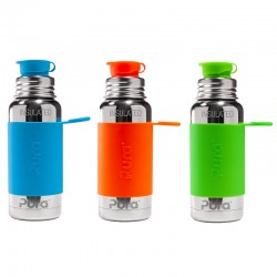 """Pura Sport"" 475ml. Vacuum Insulated Stainless Steel Bottle"