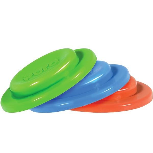 Disques d'étanchéité en silicone