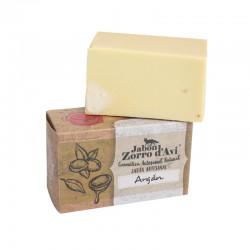 Jabón natural de aceite de argán