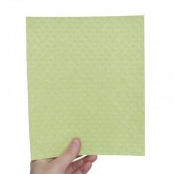 Bayeta ecológica de celulosa y algodón 17x20 cm.