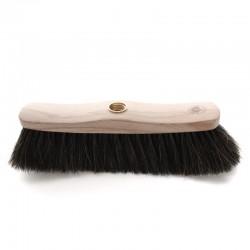 Cepillo de escoba para interior de pelo natural