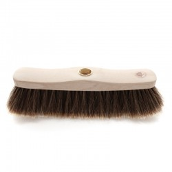 Split Horsehair Indoor Broom Head