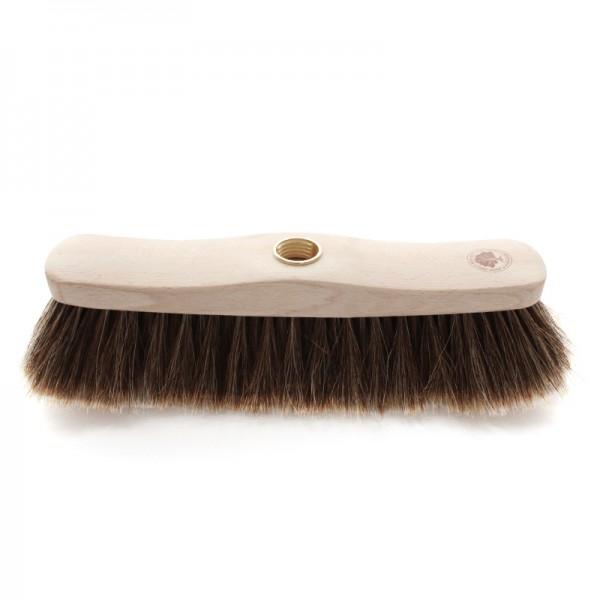 Cepillo de escoba para interior de pelo natural con puntas abiertas