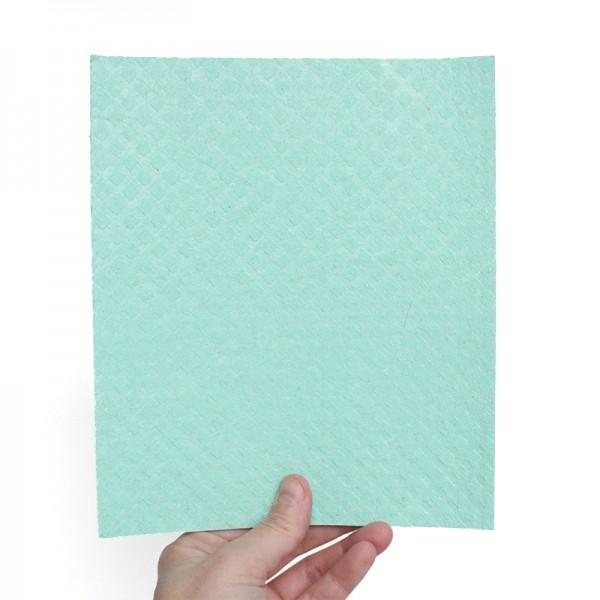 Bayeta ecológica de celulosa y algodón MEDIANA 21x22 cm.