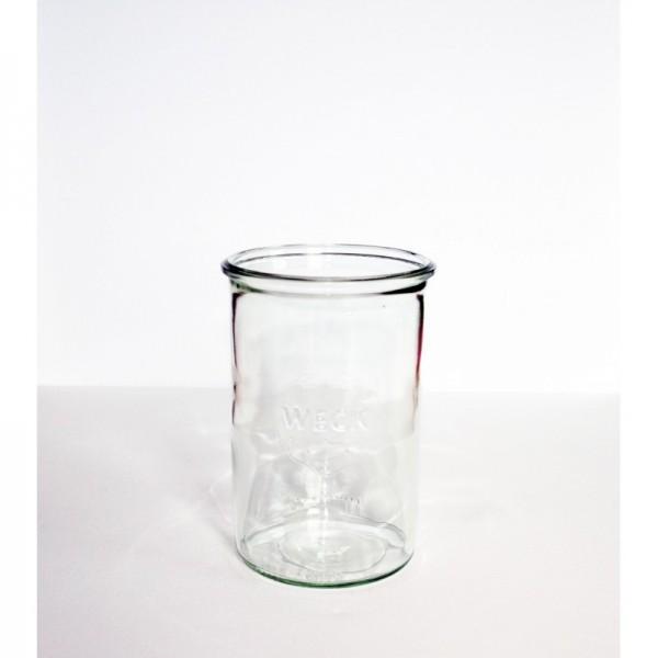 "copy of Glass Airtight Canning  Jar ""DECO"" 1L."