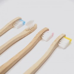 Children's Boo Bamboo Soft Toothbrush