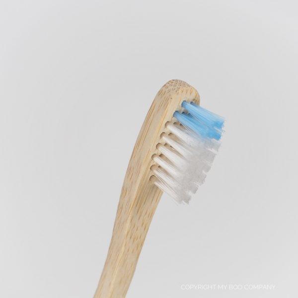 Brosse à dents en bambou Boo, Enfant, Souple